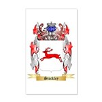 Stockley 20x12 Wall Decal