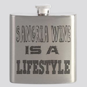Sangria Wine Is A LifeStyle Flask