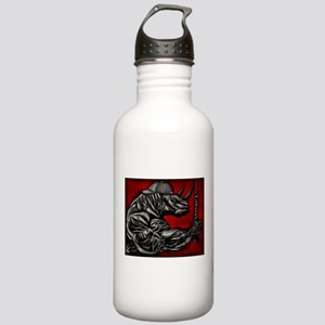 LIFT LIKE A RHINO Stainless Water Bottle 1.0L