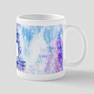 Rainbow Universe Paris Mugs