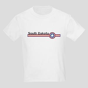South Dakota Kids Light T-Shirt