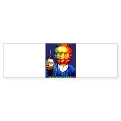 Absinthe Liquor Drink Bumper Bumper Stickers