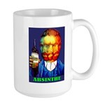 Absinthe Liquor Drink Mugs