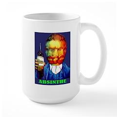 Absinthe Liquor Drink Mugs