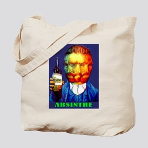 Absinthe Liquor Drink Tote Bag