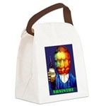 Absinthe Liquor Drink Canvas Lunch Bag