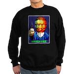 Absinthe Liquor Drink Sweatshirt