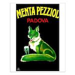 Menta Pezziol Padova Aperitif Liquor Small Poster