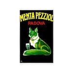 Menta Pezziol Padova Aperitif Liquor Area Rug