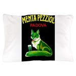 Menta Pezziol Padova Aperitif Liquor Pillow Case
