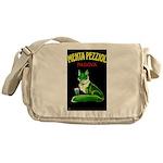Menta Pezziol Padova Aperitif Liquor Messenger Bag