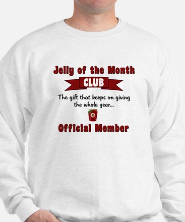 Christmas Jelly of the Month Club Sweatshirt