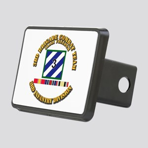 3rd BCT, 3rd ID - OIF w Sv Rectangular Hitch Cover