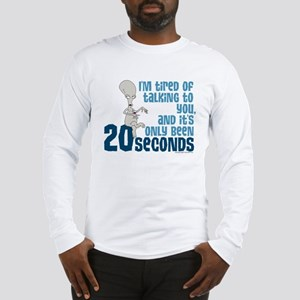 American Dad 20 Seconds Long Sleeve T-Shirt