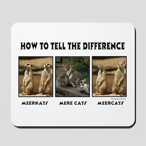 Meercats Mousepad