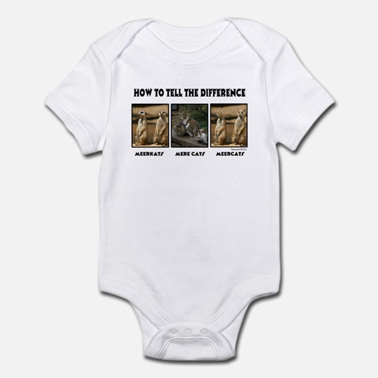 Meercats Infant Bodysuit