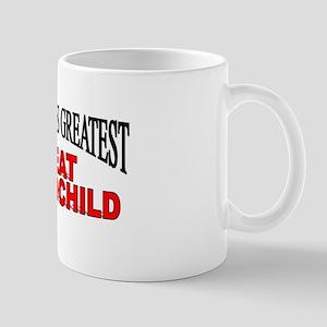 """The World's Greatest Great Grandchild"" Mug"