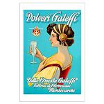 Polveri Galeffi Sparkling Water Poster