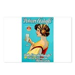 Polveri Galeffi Sparkling Water Postcards (Package