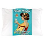 Polveri Galeffi Sparkling Water Pillow Case