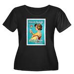 Polveri Galeffi Sparkling Water Plus Size T-Shirt