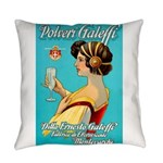 Polveri Galeffi Sparkling Water Everyday Pillow