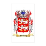 Stocking Sticker (Rectangle 50 pk)