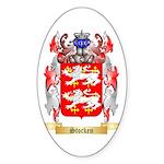 Stocken Sticker (Oval)