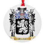 Stoakes Round Ornament