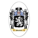 Stoakes Sticker (Oval)