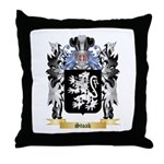 Stoak Throw Pillow