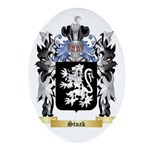 Stoak Oval Ornament