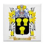 Stitcher Tile Coaster
