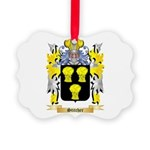 Stitcher Picture Ornament