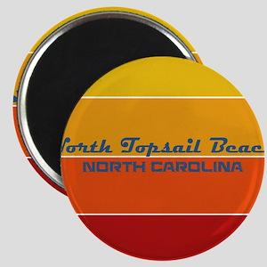 North Carolina - North Topsail Beach Magnets