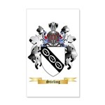 Stirling 35x21 Wall Decal