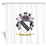 Stirling Shower Curtain