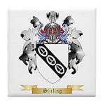 Stirling Tile Coaster