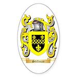 Stillman Sticker (Oval 10 pk)