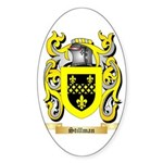 Stillman Sticker (Oval 50 pk)