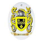 Stillman Oval Ornament