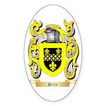 Stile Sticker (Oval 50 pk)
