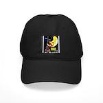 Paris La Nuit Ville des Folies Baseball Hat