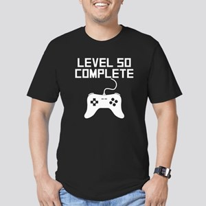 Level 50 Complete 50th Birthday T-Shirt