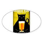 Black Cat Brewing Co. Sticker