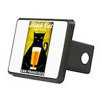 Black Cat Brewing Co. Rectangular Hitch Cover