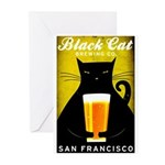 Black Cat Brewing Co. Greeting Cards