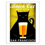Black Cat Brewing Co. Small Poster