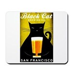 Black Cat Brewing Co. Mousepad