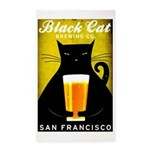 Black Cat Brewing Co. Area Rug